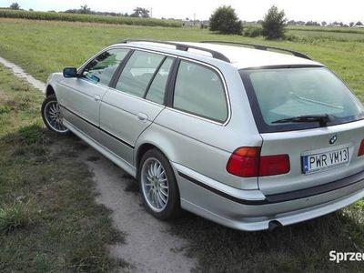 używany BMW 520 E39 i kombi 2000 rok benzyna+lpg
