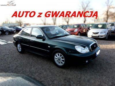 używany Hyundai Sonata 2.0 2002r.
