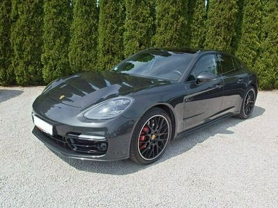 używany Porsche Panamera 4dm 550KM 2017r. 41 000km