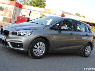 używany BMW 218 i Benzyna 136PS_29 000km_NAVI_2xPDC_z Niemiec_OPŁACON