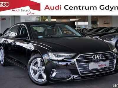 używany Audi A6 2.0TDI 204KM, Sport, Alcantara, Kam. 360, Matrix LED, Salon Polska