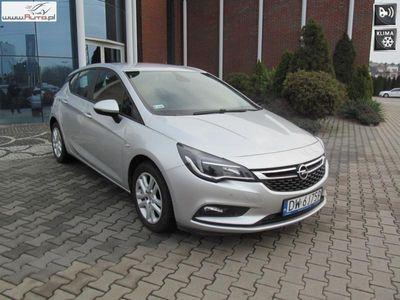 używany Opel Astra 1.4dm3 150KM 2016r. 71 232km DW6J759 # 1.4 T Enjoy # Serwisowany # Faktura VAT 23% #