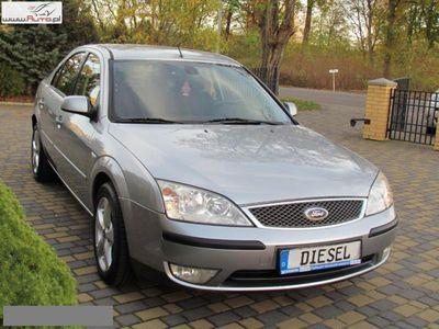 gebraucht Ford Mondeo 2dm3 130KM 2006r. 198 543km 130km Titanium ALU16 EL szyby klimatronik JAK nowy z de