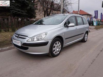 used Peugeot 307 1.6dm3 109KM 2004r. 196 000km 1.6 B 109 KM Klimatyzacja z Niemiec