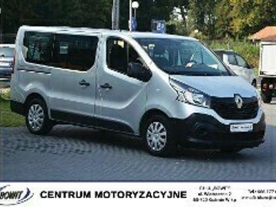 używany Renault Trafic III 2015r 1.6 DCI - Nawigacja, Klimatyzacja AC - 9 osobowy