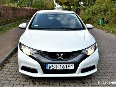 używany Honda Civic Salon Polska/ Benzyna/ Skórzana tapicerka/ Faktura VAT/ Tanio X (2017-)