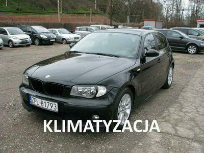używany BMW 116 1.6i-115km-5-Drzwi-2-Właściciel-Klimatyzacja-Komputer- Zadbany E87 (2004-2013)