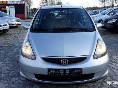 używany Honda Jazz Lift 1.4 Benzyna / Klima / Oryginał przebieg / Op
