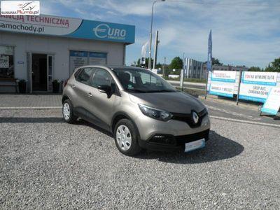 używany Renault Captur 1.5dm 90KM 2016r. 87 000km