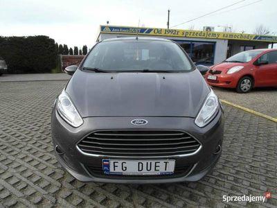 używany Ford Fiesta VI 1,0 benzyna 101KM zarejestrowany, Gorzów Wielkopolski