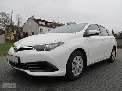 używany Toyota Auris II 1,6 132 KM AUTOMAT Salon Polska F-VAT, Łódź