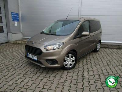 używany Ford Tourneo Courier Trend 1,5TDCi 100KM salon Polska Gwarancja JM16841 Inna