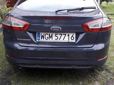 używany Ford Mondeo MK4 1.6 diesel ,115 KM z 2014 r