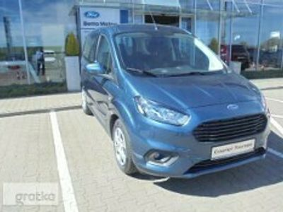 używany Ford Tourneo Courier CourierTrend 1.0 Ecoboost 100 KM