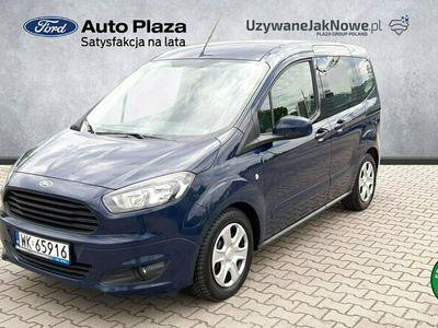 używany Ford Tourneo Courier Trend 1,0EcoBoost 100KM Salon Auto Plaza Gwarancja JY89384 Inna
