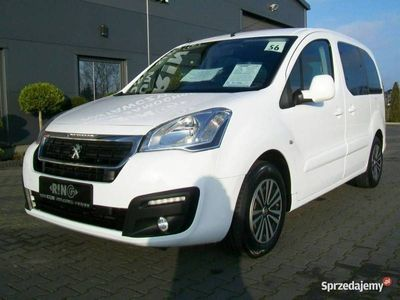 używany Peugeot Partner II 1,6HDI 100KM A/C 5 OSÓB LEDY TEPEE SERWIS NR 56