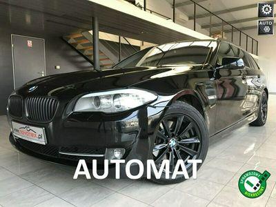 używany BMW 501 520 2dm 184KM 2011r.000km