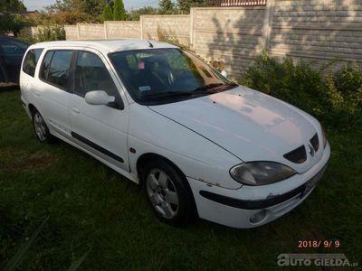 gebraucht Renault Mégane 2002, 1.6 16 BENZYNA
