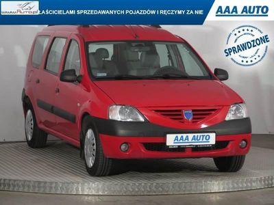używany Dacia Logan 1.6dm 105KM 2007r. 177 812km