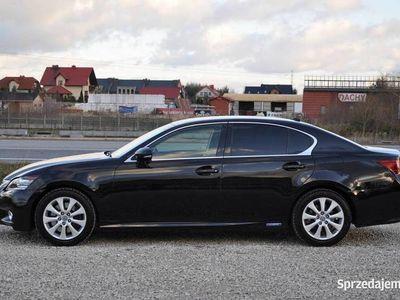 używany Lexus GS300h GSHYBRYDA AUTOMAT Krajowy 100% Bezwypadkowy