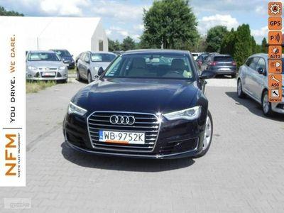 używany Audi A6 2dm 190KM 2015r. 93 756km