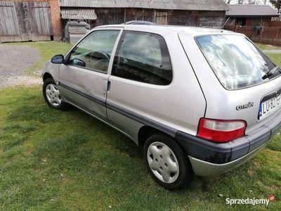 używany Citroën Saxo 1.1 benzyna opłacony