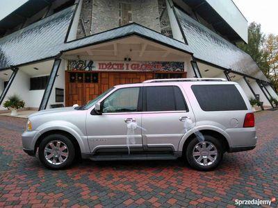 używany Lincoln Navigator 4x4 wypas, lpg gratis, ZAMIANA /wynajem