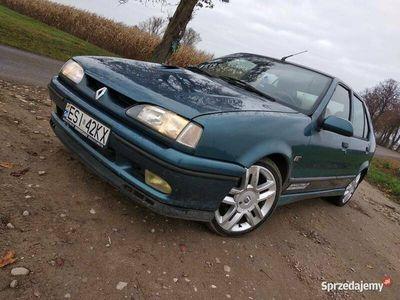 używany Renault 19 Turbo DX 1.9 dT Imitacja 16V/16S Baccara