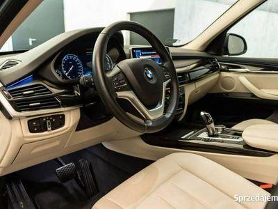 używany BMW X5 F15 2.0 231KM