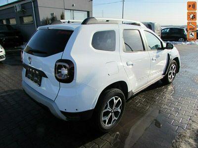 używany Dacia Duster Essential Klimatyzacja Navi Książka Serwisowa