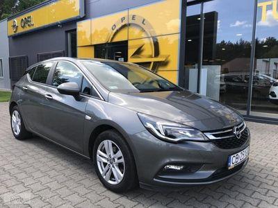 używany Opel Astra 1.4 Benzyna 125KM Enjoy/ Salon PL/ 1-wł./ Klimatyzacja/ Serwis ASO