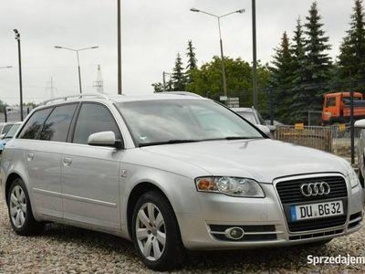 używany Audi A4 2dm 140KM 2005r. 151 000km