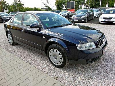 używany Audi A4 2dm 131KM 2001r. 164 000km