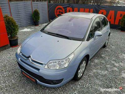 używany Citroën C4 I 1.6 110KM, Klimatronic, Tempomat, Czujniki parkowania