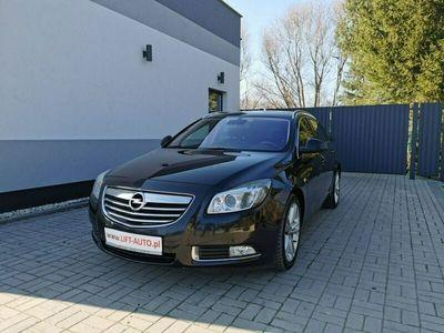 używany Opel Insignia 2.0 CDTI 160KM # Cosmo # Navi # Bi-Xenon # Gwarancja A (2008-2017)