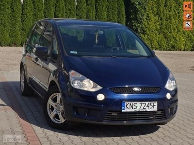 używany Ford S-MAX 1.8dm 125KM 2009r. 202 901km