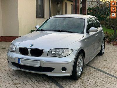 używany BMW 120 2dm 150KM 2006r. 182 000km