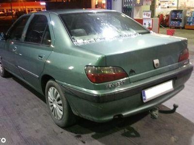 używany Peugeot 406