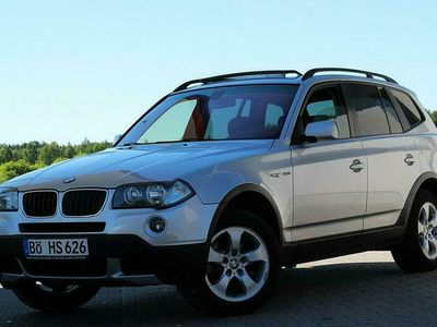 używany BMW X3 150KM Panorama Skóry Pdc Sensory Tempomat Podgrze.Fotele Niemcy E83 (2003-2010)