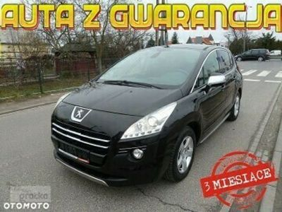 używany Peugeot 3008 I *NAPĘD 4x4*200 KONI*SPALANIE 4l/100km*Xenony*NAVI PL*Łopatki Biegów*