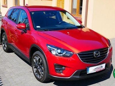 używany Mazda CX-5 2.2 SkyActiv-D 175KM 4x4 SkyPassion Salon PL Serwis ASO Bezwypadkowy