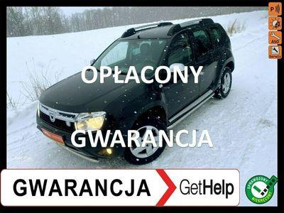 używany Dacia Duster Prestige Idealna z Niemiec Opłacona z Gwarancją Skóry Serwisowana ! I (2010-)