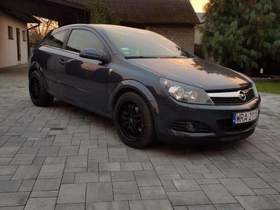 używany Opel Astra GTC ASTRA ASTRA H GTC SPORT ASTRA ASTRA HSPORT
