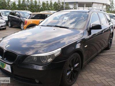 używany BMW 525 SERIA 5177KM Automat Tempomat Xenony Parktronic