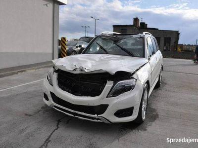 używany Mercedes GLK220 2.2dm 170KM 2014r. 68 000km