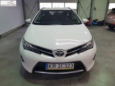 gebraucht Toyota Auris Auris 1.4dm3 90KM 2014r. 145 347kmTS Kombi 1.4 D-4D Premium