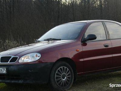 używany Chevrolet Lanos 1999r 1.5 LPG !