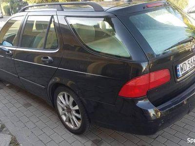 używany Saab 9-5 2.0T kombi 2006, przebieg ok. 235 tys. km