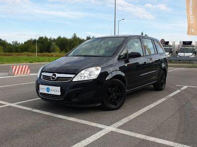 używany Opel Zafira 7-os.