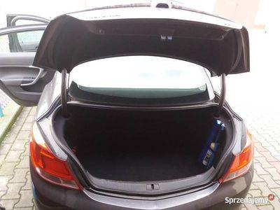 używany Opel Insignia sedan 2.0 CDTI 160KM cosmo skóra